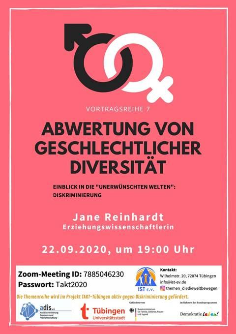 Abwertung geschlechtlicher Diversitaet