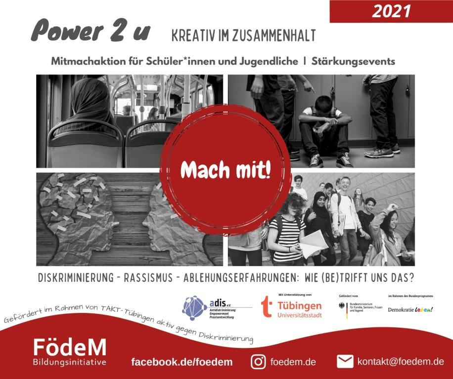 Power 2 u